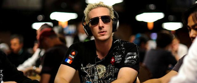 Poker champion Bertrand Grospellier