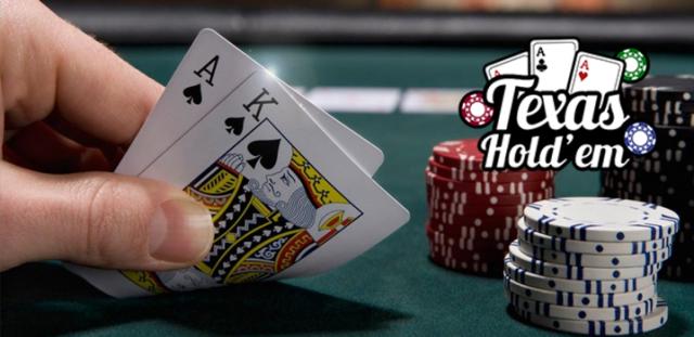 Règles Poker Texas Hold'em