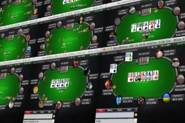 Tournoi poker en ligne